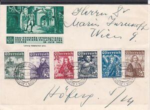 1933 Katholiken mit Sonderstempel auf adressiertem Kuvert Wunderschön - Graz, Österreich - Rücknahmen akzeptiert - Graz, Österreich
