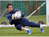 FREE FOOTBALL FOR GOALKEEPERS, Goalkeeper wanted, play football in London, find football team