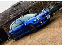 ✨FOR SALE✨ 2002 Subaru Impreza WRX Bugeye Wagon