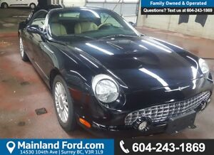 2005 Ford Thunderbird Premium *ACCIDENT FREE* *LOCALLY DRIVEN*