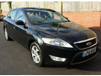 2010 Ford Mondeo Zetech Cdti. 1.8 Diesel. Full Service History