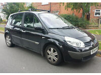 Automatic. Renault Scenic Dynamique 16v. Parking Sensors. Long Mot.