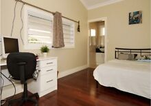 Fully furnished room (queen bed) with ensuite close to Fremantle Beaconsfield Fremantle Area Preview