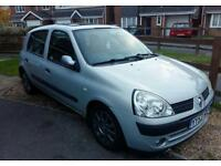 Clio 1.5dci £20 tax moted 5door