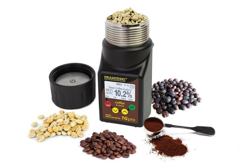 Grain Moisture Meter, Twist Grain Pro for coffee & cocoa
