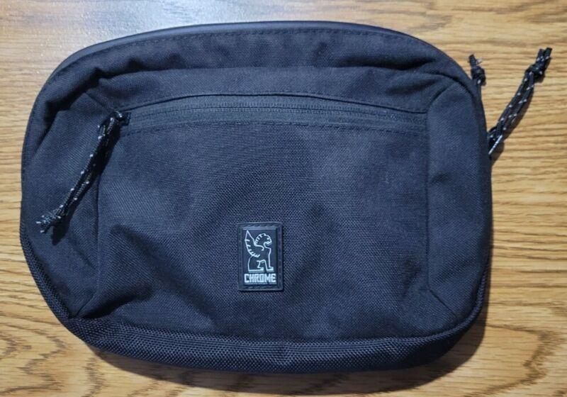 Chrome Industries Ziptop Waistpack (Black) - Used