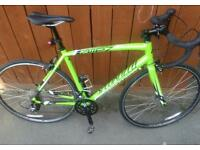 Road Bike Specialized Allez Monster Green size 56