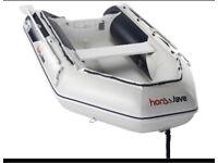 Honwave dinghy boat rib