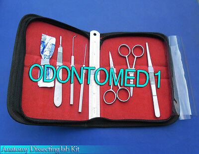 New Anatomy Dissecting Lab Kit Medical Biology Student
