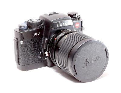[FedEx] Leica R7 35mm SLR Film Camera Body + 28-70mm F3.5-4.5 Lens