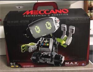 Meccano M.A.X.