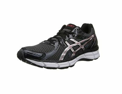 New Asics T423N-9091 Gel-Excite 2 Black / Red Men's Running Shoes Size 6 US