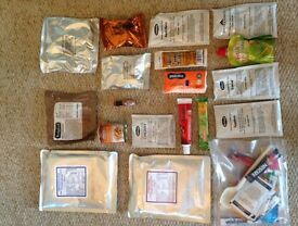 Army 24hour Ration Packs