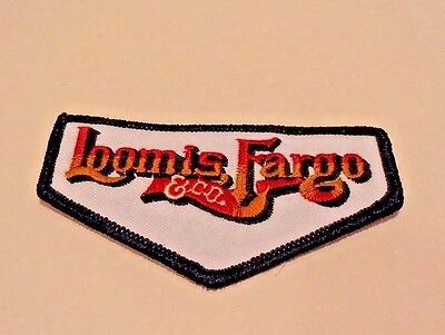 Loomis Fargo Co Heist 1997 Masterminds Movie Bank Robbery 4 inch Patch