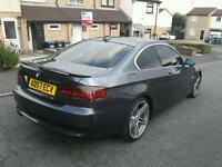 BMW 330d coupe 2007