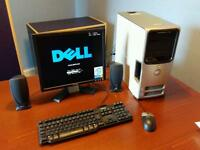 Dell Desktop pc complete system