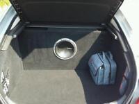 Vauxhall Insignia Custom Subwoofer Install