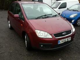 Ford c max 2.0tdci 6 speed mpv only 62000 miles