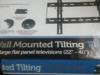 Wall mount 20 to 40 inch