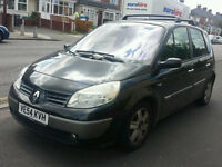 Automatic. Renault Scenic Dynamique 16v. Top Spec. Long Mot.