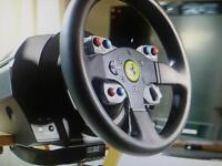 Thrustmaster T300 GTE Ferrari