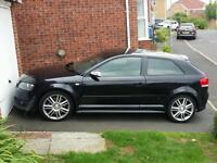 Audi s3 quattro 300bhp..