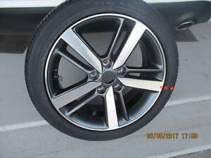 """17"""" x 7"""" Alloy Wheels and Tyres 5 x114.3 PCD Thornlands Redland Area Preview"""