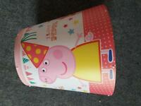 Peppa pig lightshade