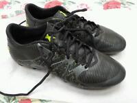 Adidas X 15.3 Football boots uk8