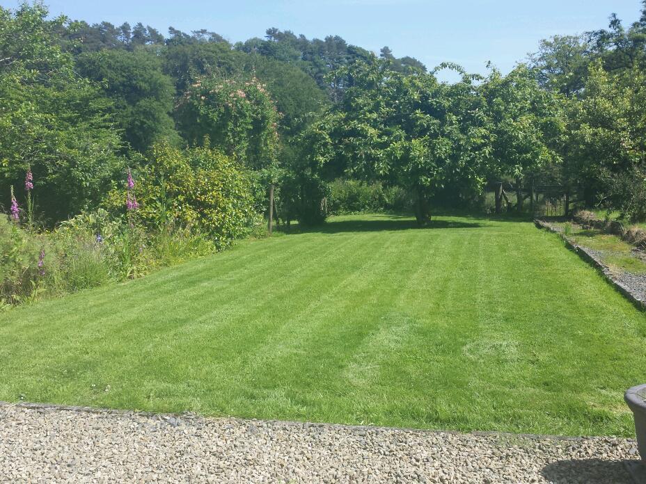 Garden services ground in for Garden decking gumtree