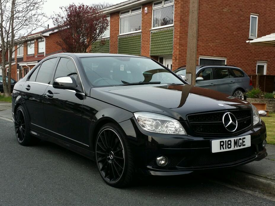mercedes c320 cdi sport w204 c class low milage in wirral merseyside gumtree. Black Bedroom Furniture Sets. Home Design Ideas