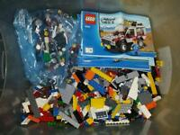 Lego job lot with some manuals