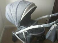 Pram / pushchair 2 in 1