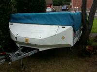 Conway trailer tent 1998
