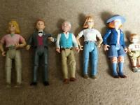Fisher price Family figure toys