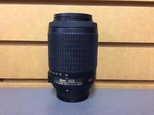 Objectif NIKON VR 55-200mm ( B069493 )