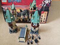 Lego harry potter - hagrids hut - hogworth extention - mermaid
