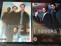 Spooks dvd sets