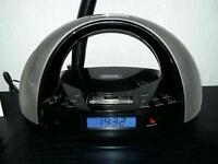 I mode alarm clock radio
