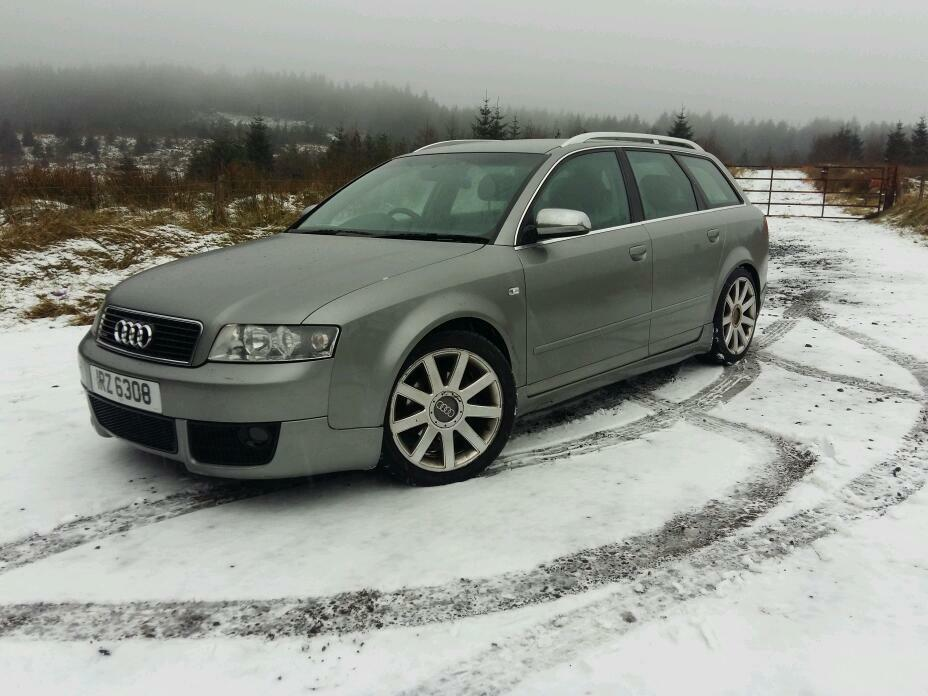 audi a4 1 9 tdi quattro sport 2002 mot not bmw 320d in. Black Bedroom Furniture Sets. Home Design Ideas