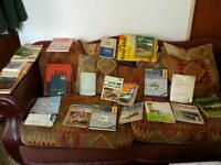 Vintage Joblot Car Garage Owners Workshop Manual Books 20 +