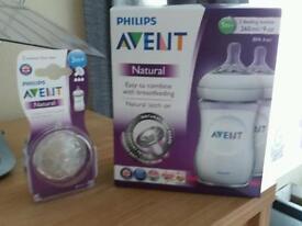 Phillips avent steriliser and bottles