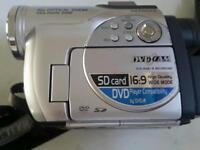 Hitachi dvd camera untested