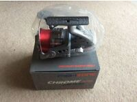 Fishzone Chrome AF70 Big Surf Fishing Reel. Boxed & not used