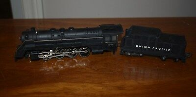 VINTAGE- FLEISCHMANN HO SCALE STEAM LOCOMOTIVE #1367. 2-8-2 MADE IN GERMANY