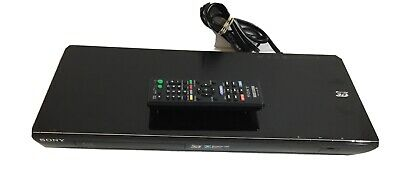 Sony BDP-S590 3D Blu-Ray CD/DVD Player Wi-FI Wireless Built-In with Remote Works