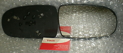Vauxhall Corsa C Electric Heated Door Mirror Glass O/S Driver Side 9224245