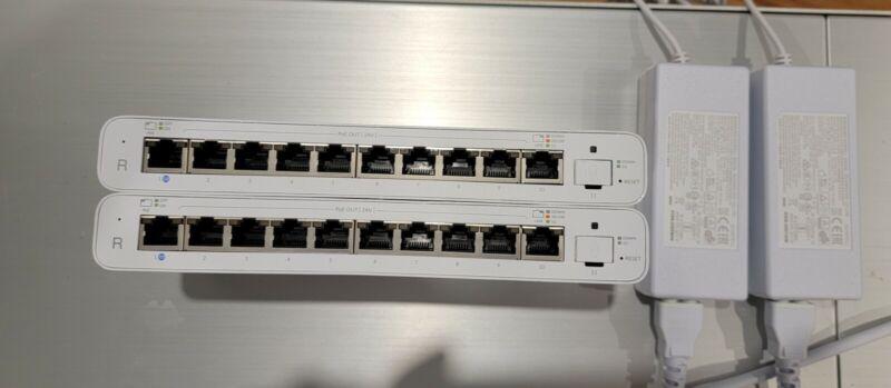 Ubiquiti UNMS Router Lite Beta UISP
