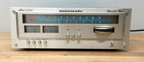 Marantz 2120 Stereo Tuner - Tested/Serviced, Working. LED