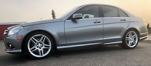 Mercedes Benz c350 with AMG Sport Package